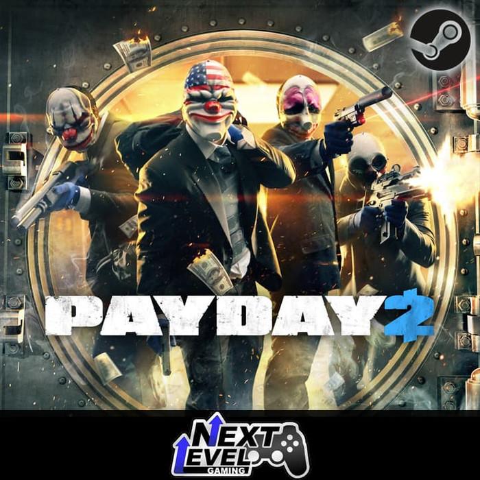 [เกมฟรี] Overkill ประกาศให้ Payday 2 เล่นฟรีแบบถาวร !!! บน Steam ได้แล้วดาวน์โหลดเลยอย่ารีรอ!