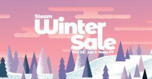 Steam Sale ช่วงฤดูหนาวลดราคาเกมกระหน่ำเริ่มขึ้นแล้ว