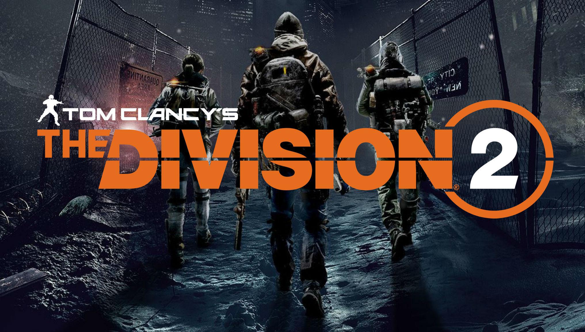Tom Clancys The Division 2 เผยสเปคคอมออกมาแล้วว่าต้องการแบบไหน