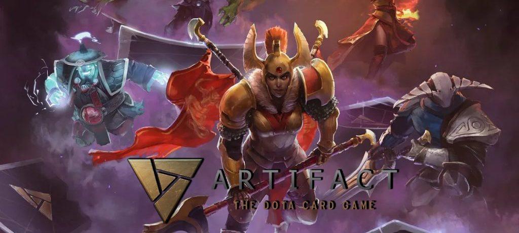 Artifact เกมการ์ด Dota2 เปิดให้เล่นอย่างเป็นทางการแล้ววันนี้