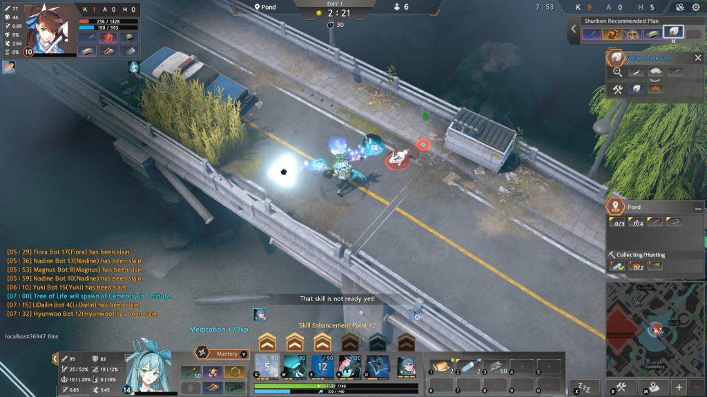 Eternal Return เกมแนว Battle Royale สุดเมะกำลังเปิดตัวในเอเชีย
