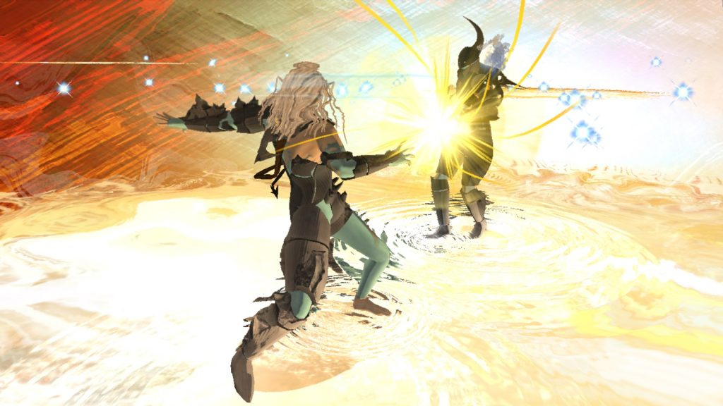 El Shaddai: Ascension of the Metatron เผยตัวอย่างแรกสำหรับพีซี